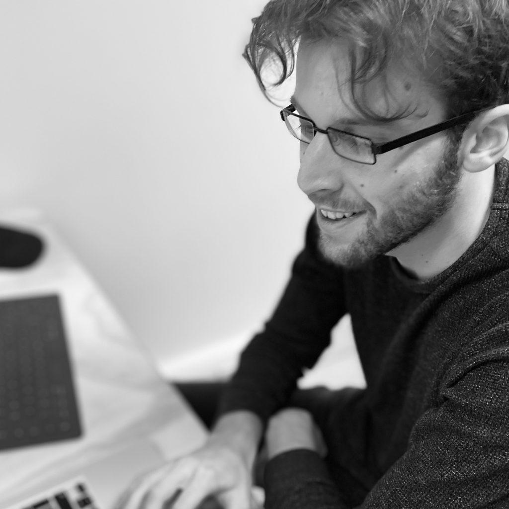 Charlie Engleback - Physicist at Karno Sound
