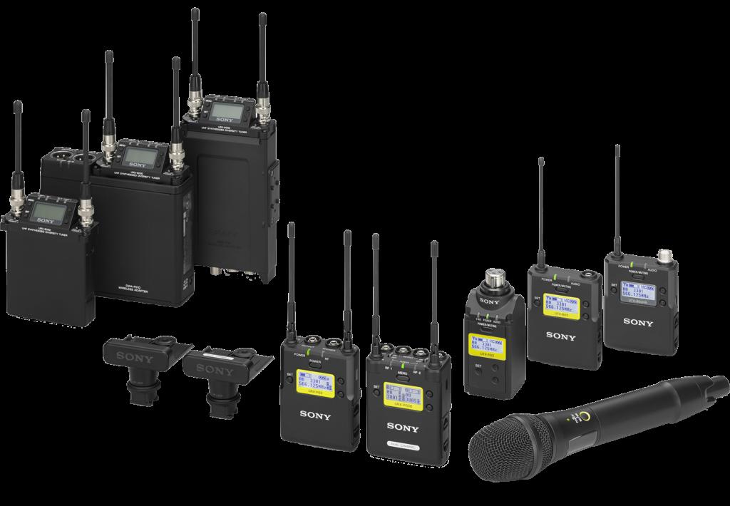 Sony UWP-D Wireless